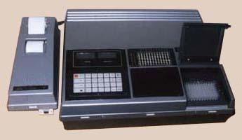 Первый отечественный иммуноферментный анализатор АИФ-Ц-01С